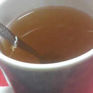 Preparación del Té de Pampa Orégano